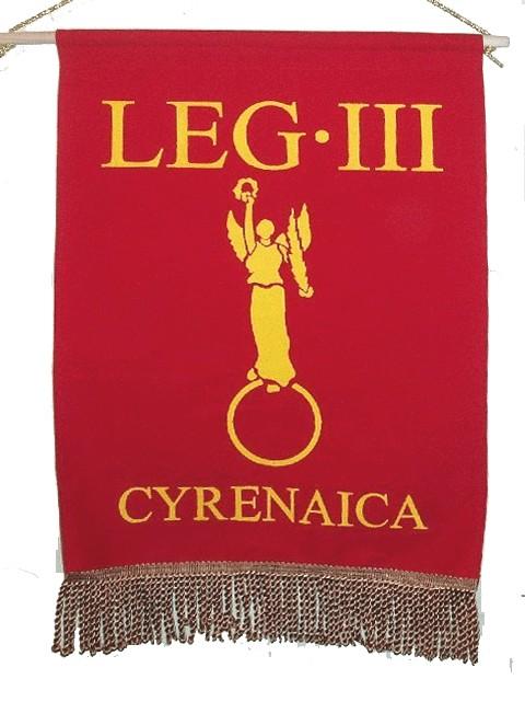 LEGION III - Cyrenaica