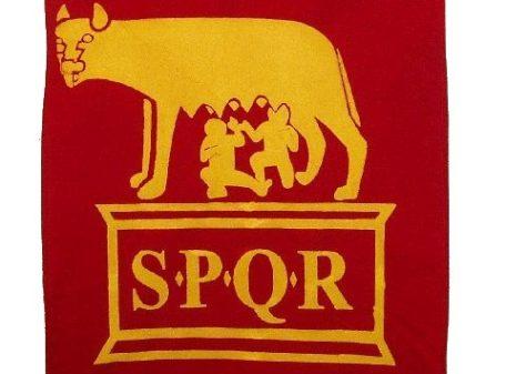 SPQR - Romulus & Remus
