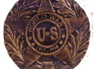 WW I Gravemarker
