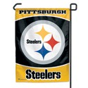 Steelers Garden Flag - Black & Gold