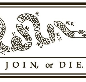 3' x 5' Join or Die Nylon Flag