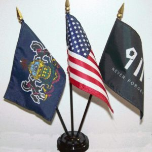 Desktop Flags & Stands
