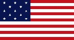 13-Star U.S. flag (until 1795) --- click button to see sizes & prices