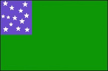 3 ft x 5 ft Green Mountian Boys nylon flag