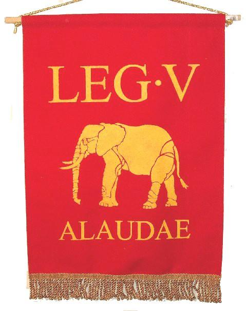 LEGION V - Alaudae
