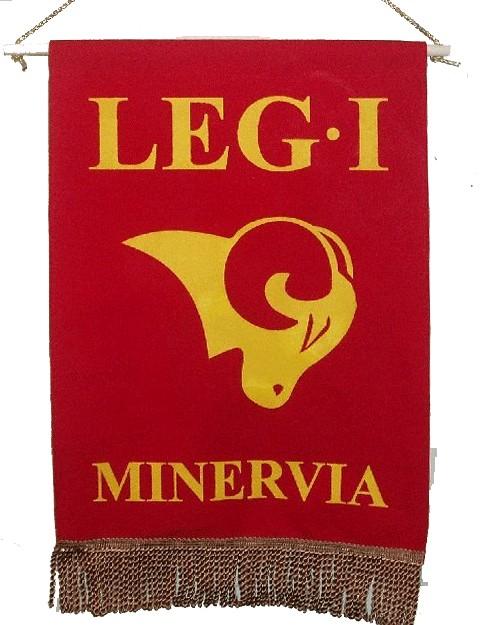 LEGION I - Minerva (red)