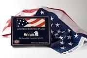 6' x 10' U.S. 'Nyl-Glo' Nylon Flag