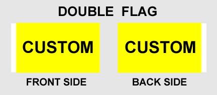 3' x 5' CUSTOM Digital Flag