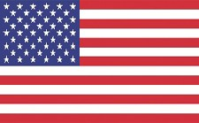"40' x 75  ""Poly Max"" polyester U.S. flag"