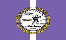 Korean War Veterans Flag