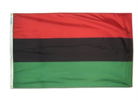flag for Afro-Americans
