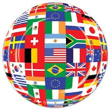 5' x 8' World Flags - Price Code (A)