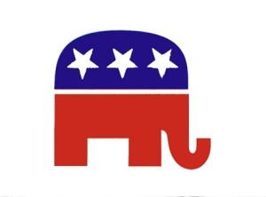3 ft x 5 ft Republican Flag