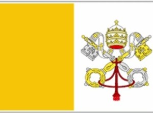 Papal / Catholic Flag