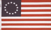 Betsy Ross Cotton Flag