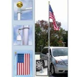 Telescoping Flag & Banner Pole