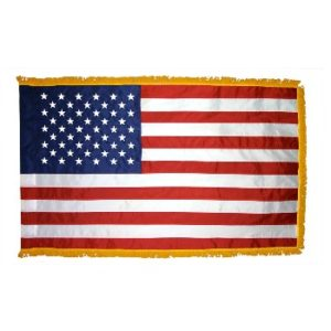 U.S. Fringed Flag