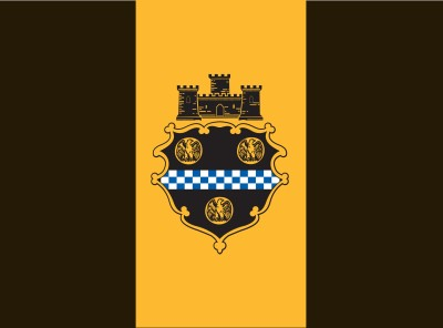 City of Pittsburgh Flag