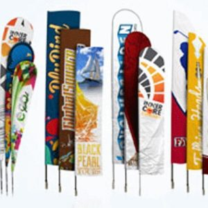 Advertising Tall Flags