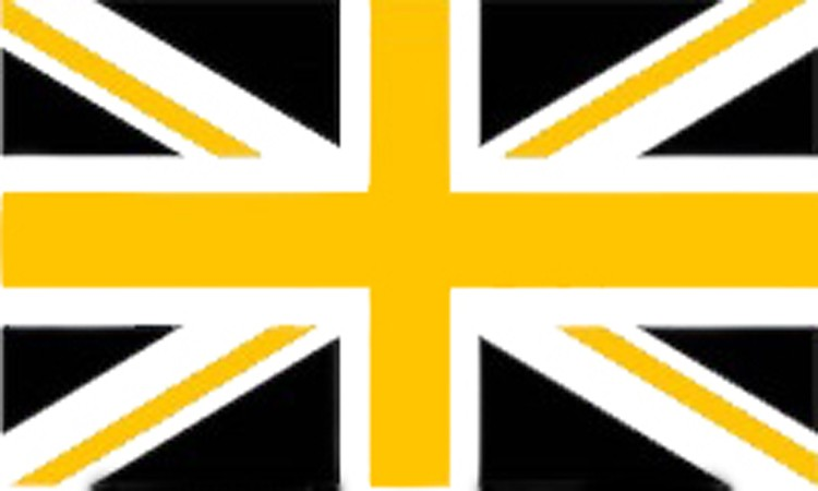 3' x 5' Britsburgh Nylon Flag - SHIPPED OUTSIDE USA