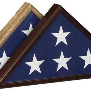 Capitol Case for 3' x 5' Flag