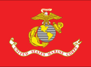 Marine Corps Flags and Insignia