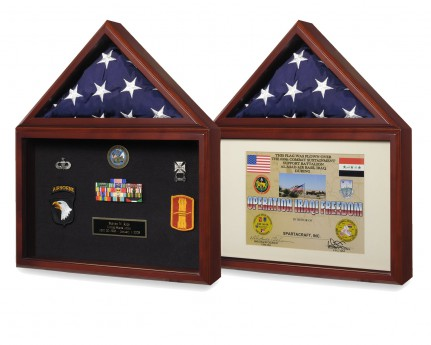Flag Case-Cherry-Capitol-Certificate-Case