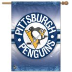 Penguins Blue Banner - WC66704017