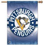 Penguins Blue Banner - WC66704017