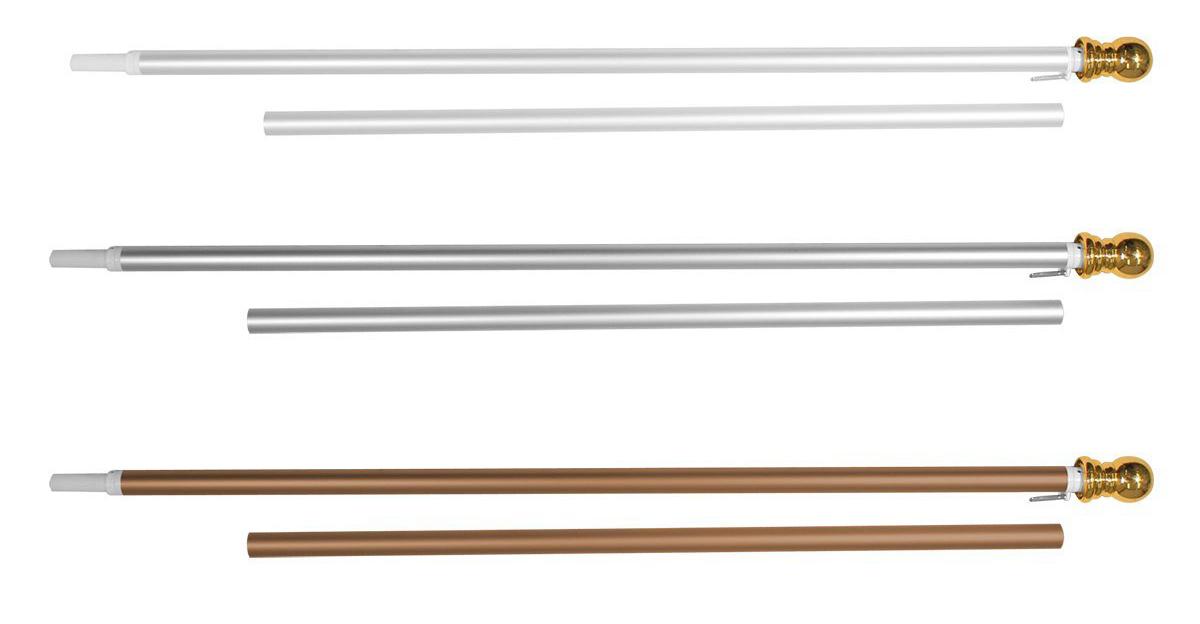 Spinning poles