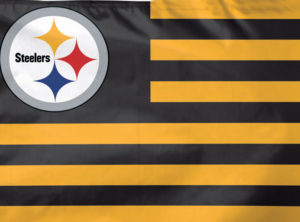 3 ft x 5 ft Steelers Americana Flag