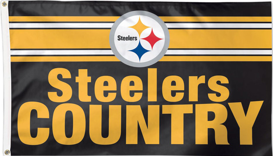 Steelers Country 3x5 WC