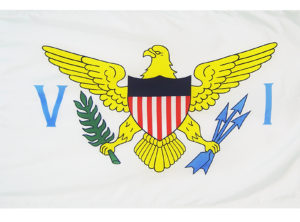 State Flag – U.S. Virgin Islands