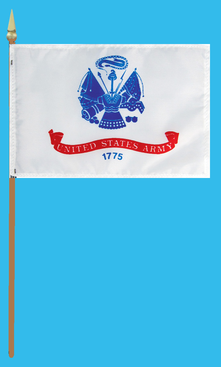 Army Grave Flag