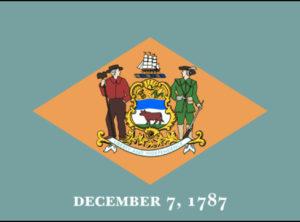 State Flag – Delaware