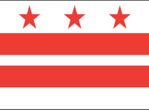 State Flag – District of Columbia