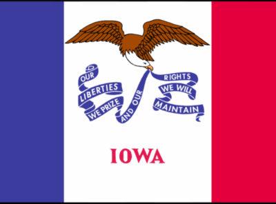 State Flag – Iowa