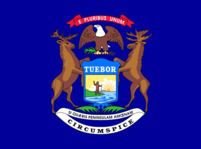 State Flag – Michigan