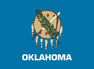 State of Oklahoma flag