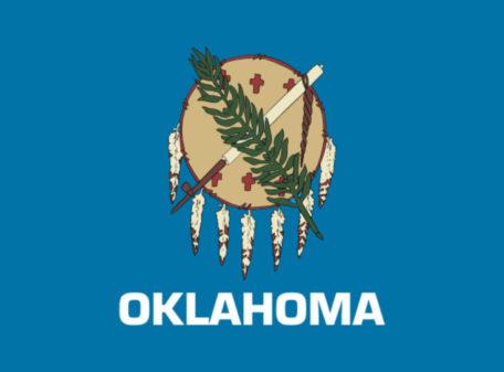 State of Oklahoma flag