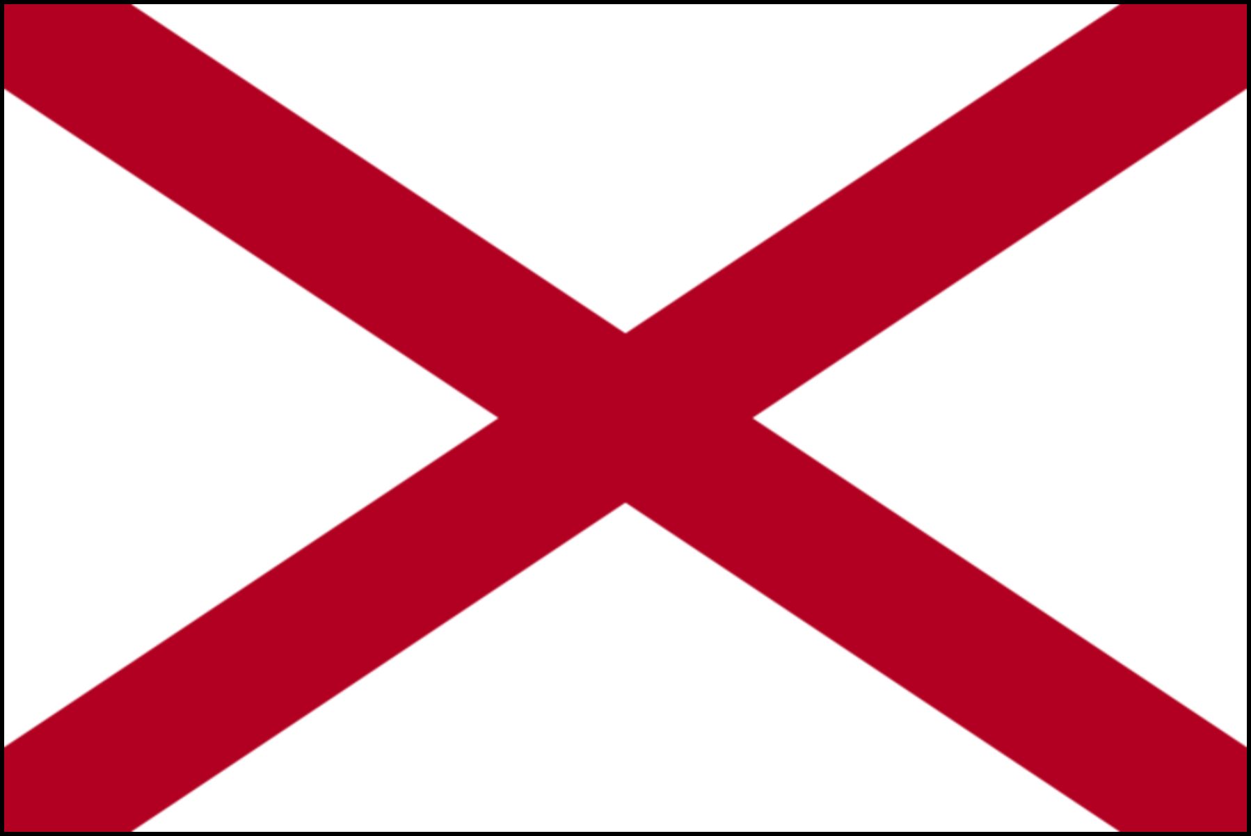 State of Alabama flag