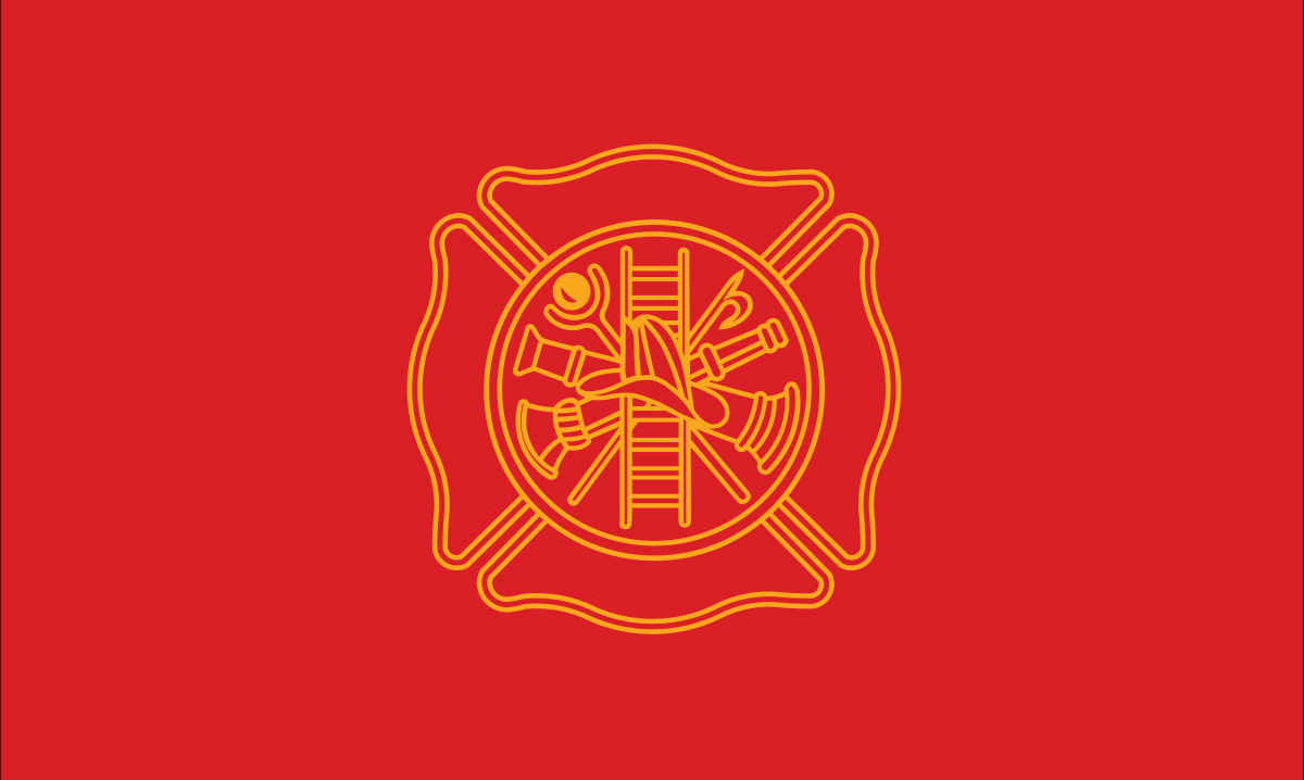 firefighters-flag