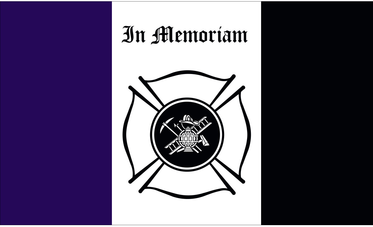 fireman-mourning-flag