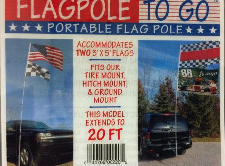 20' flagpoles-to-go