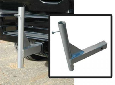 Hitch Mount for Portable Flagpole