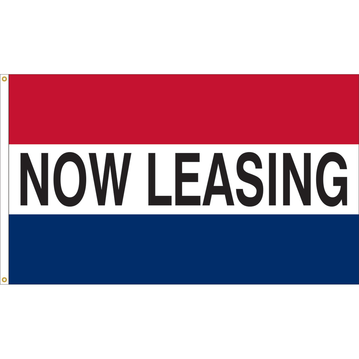 now leasing 3'x5' flag