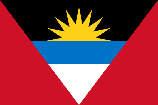Antigua & Barbuda flag