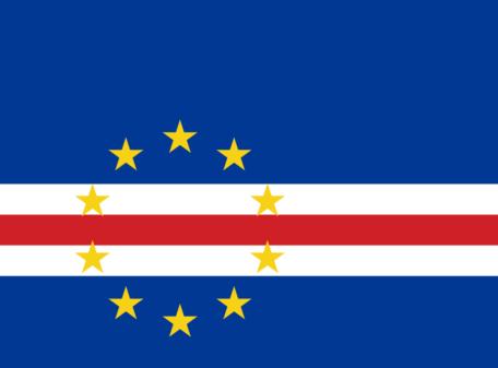 Cape Verde Flag