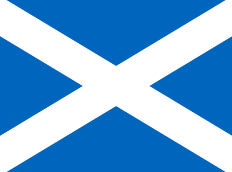 St Andrews Cross (Scotland)